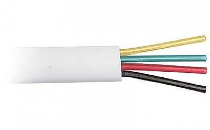 кабель четырехжильный