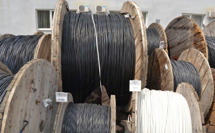 медный кабель екатеринбург