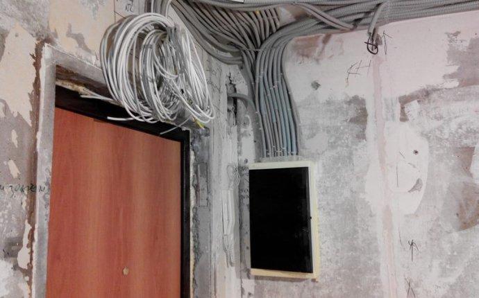 Правильная электропроводка по