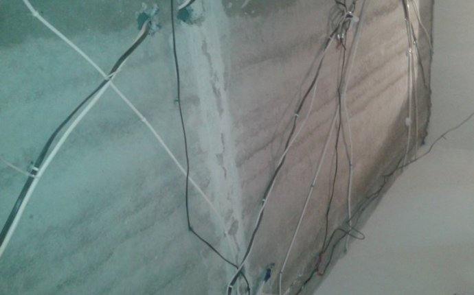 Плохая прокладка кабеля по