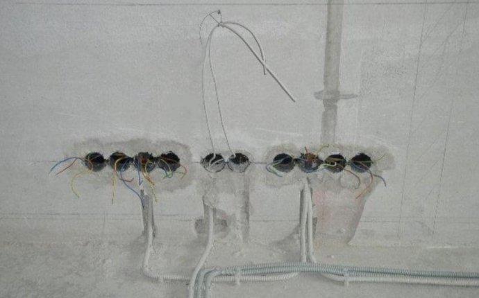 способы прокладки кабеля в
