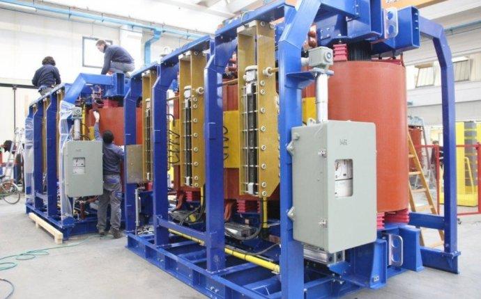 Сухой силовой трансформатор T3R - трансформатор ктп 6-35кВ
