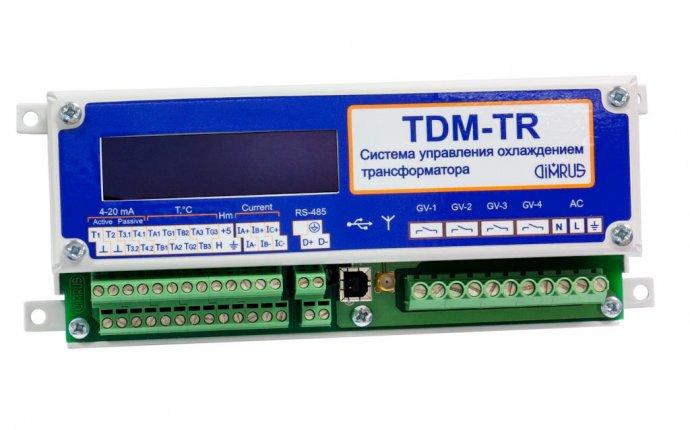TDM-TR для трансформаторов 110