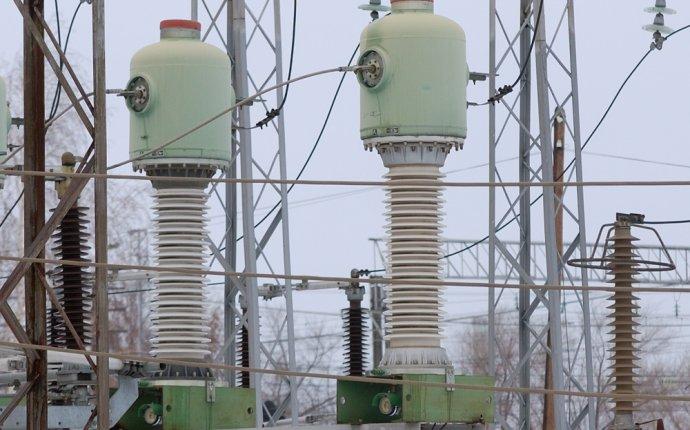 Элегазовые трансформаторы тока